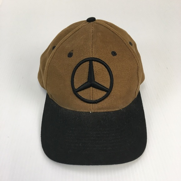 Vintage Mercedes-Benz SnapBack Hat. M 5b72153d42aa76e30a51a695 e9c50c9b5a3